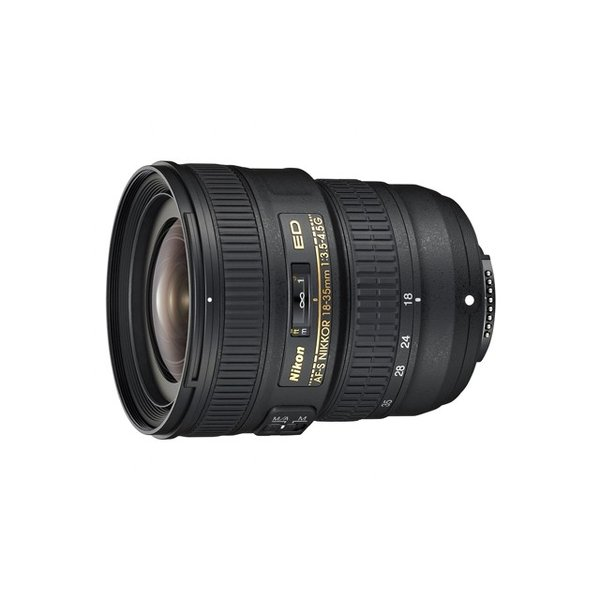 ニコン 交換用レンズ ニコンFマウント AF-S 18-35mm f/3.5-4.5G ED