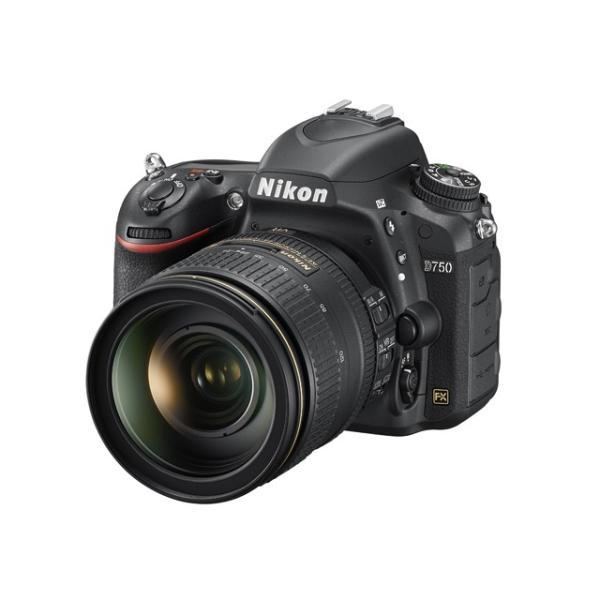 ニコン 一眼レフカメラ レンズキット(高倍率ズーム) D750 24-120 VR レンズキット