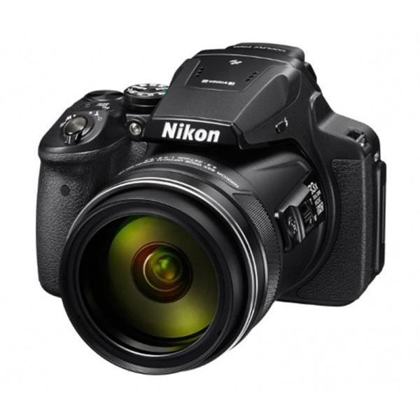 ニコン 望遠タイプデジタルカメラ COOLPIX-P900(BK) ブラック
