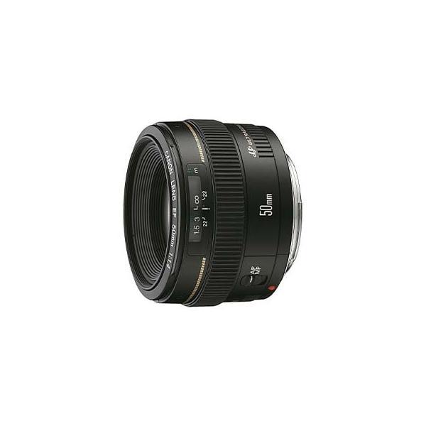 キヤノン 交換用レンズ キヤノンEFマウント EF50mm F1.4 USM