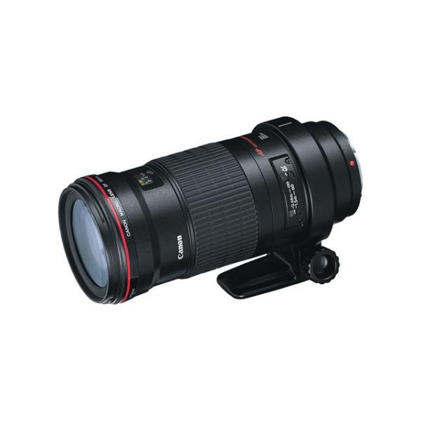 キヤノン 交換用レンズ キヤノンEFマウント EF180mm F3.5L マクロ USM