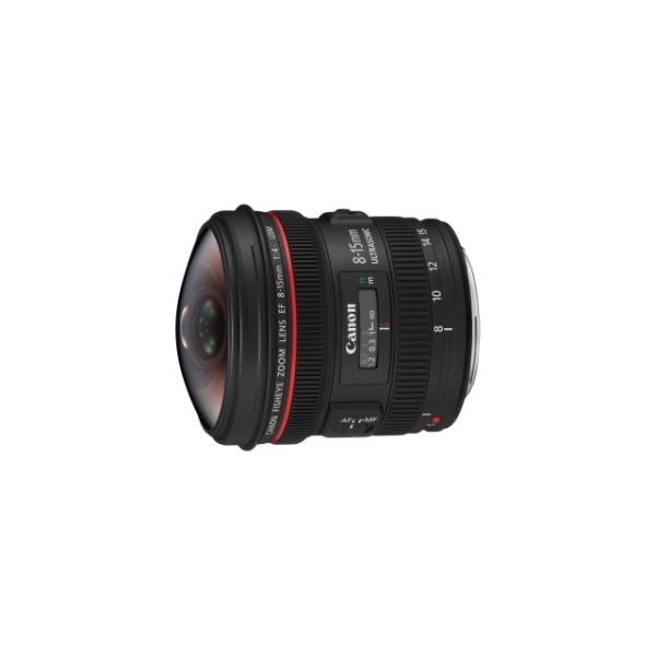 キヤノン 交換用レンズ キヤノンEFマウント EF8-15mm F4L フィッシュアイ USM