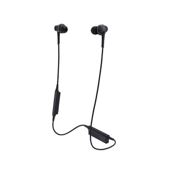 オーディオテクニカ Bluetoothヘッドホン ATH-CKR75BT BK グラファイトブラック