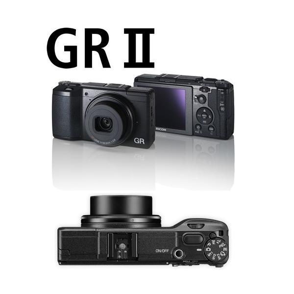 リコー 高画質タイプデジタルカメラ GR 2