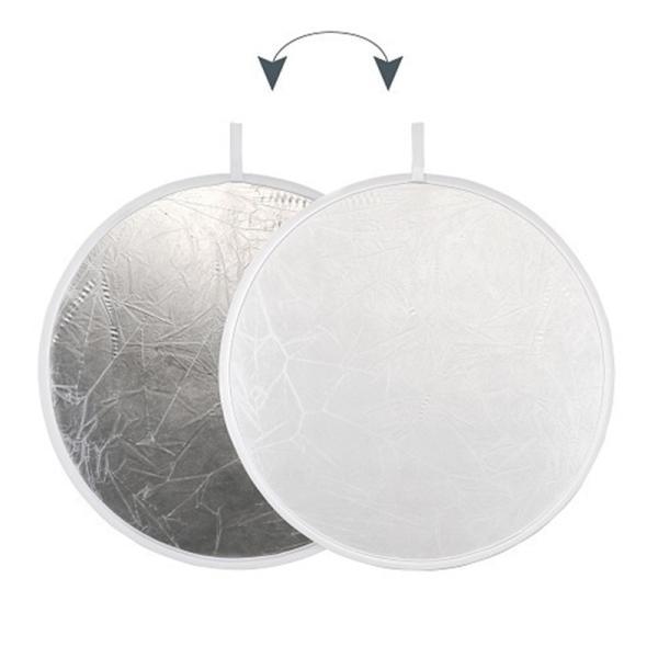 ケンコー レフ板 KRR-S/W107 銀/白