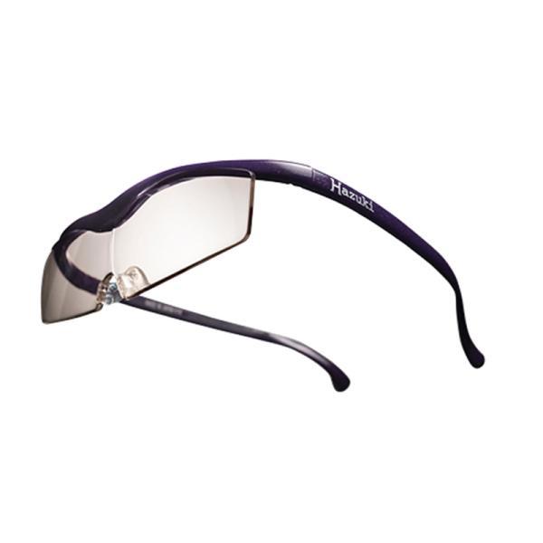 ハズキカンパニー ハズキルーペ ハズキコンパクト 1.32x カラーレンズ-VI 紫