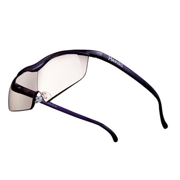 ハズキカンパニー ハズキルーペ ハズキラージ 1.6x カラーレンズ-VI 紫