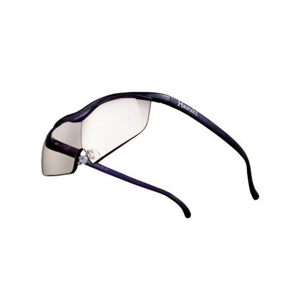 ハズキカンパニー ハズキルーペ ハズキラージ 1.85x カラーレンズ-VI 紫