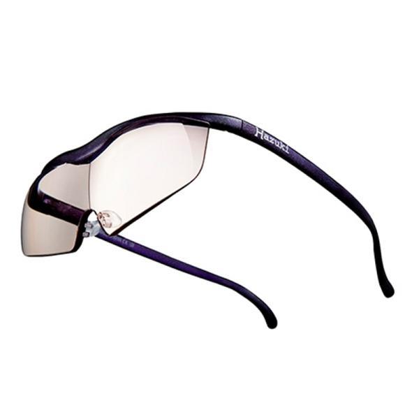 ハズキカンパニー ハズキルーペ ハズキラージ 1.32x カラーレンズ-VI 紫