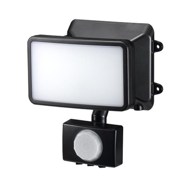ヤザワコーポレーション AC式6WLEDセンサーライト1灯 SLR6LEA
