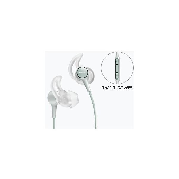 BOSE スマートフォン専用ヘッドホン【アップル専用】 SoundTrue UL IE IP FRT フロストの画像