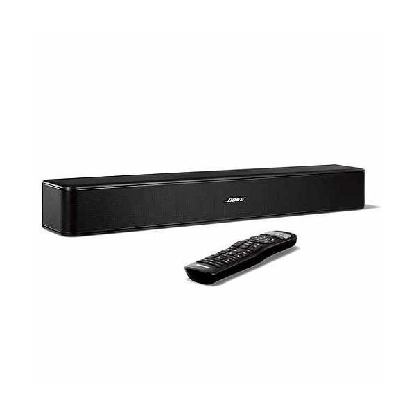 【長期無料保証】BOSE Bose Solo 5 TV sound system Solo 5 ブラック ksdenki