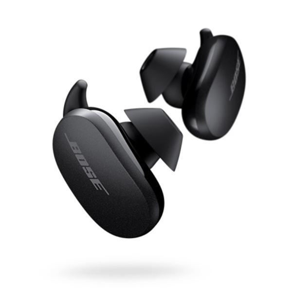 BOSE 完全ワイヤレスヘッドホン QC Earbuds BLK トリプルブラックの画像