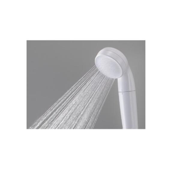 三栄水栓シャワーヘッドNS7964-80XA-MW2ホワイト系