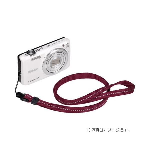 ハクバ写真産業 ネックストラップ KS-CST-FWR ワインレッド