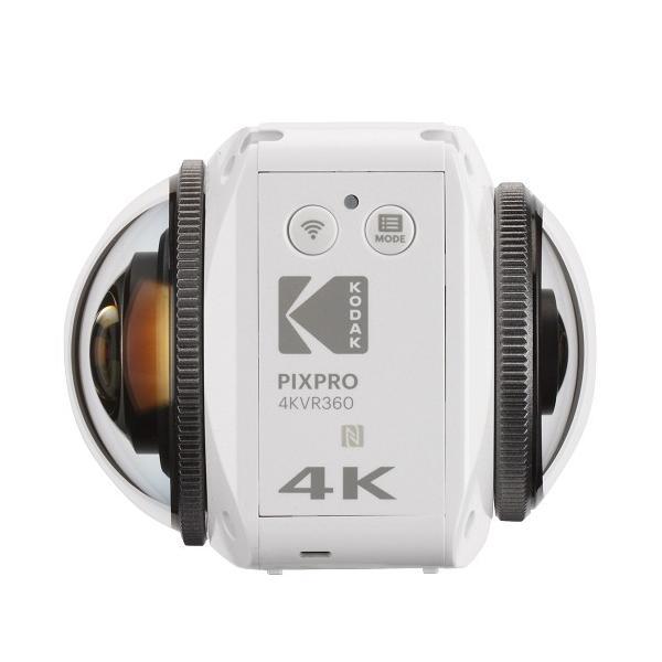 KODAK ウェアラブルカメラ 4K 4KVR360