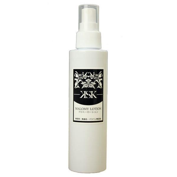 KSKマロミーローション シリカ水(化粧水) 北海道上ノ国産ブラックシリカ|kskplan