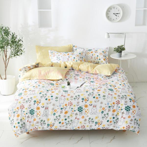 布団カバー 3点セット シングル シーツカバー 寝具カバーセット 枕カバー 柔らかい 肌に優しい 洋式和式兼用 ベッド用 洗える 北欧風 掛け布団カバー|ksmc-shop
