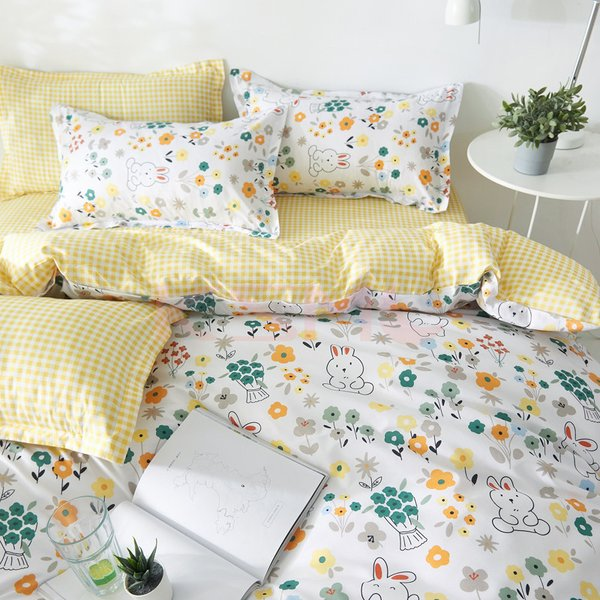 布団カバー 3点セット シングル シーツカバー 寝具カバーセット 枕カバー 柔らかい 肌に優しい 洋式和式兼用 ベッド用 洗える 北欧風 掛け布団カバー|ksmc-shop|02