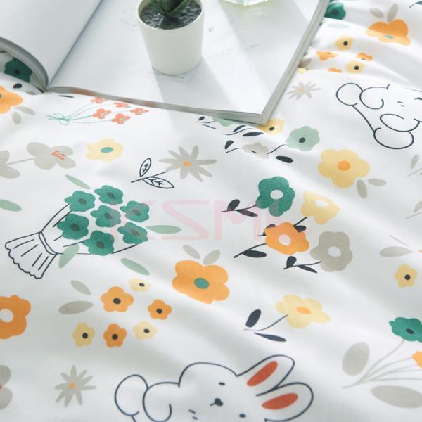 布団カバー 3点セット シングル シーツカバー 寝具カバーセット 枕カバー 柔らかい 肌に優しい 洋式和式兼用 ベッド用 洗える 北欧風 掛け布団カバー|ksmc-shop|08