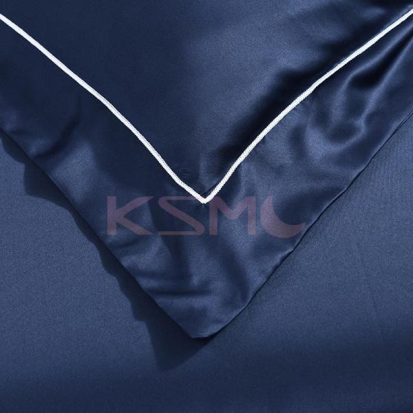 布団カバーセット  4点セット ダブル セミダブル クイーン 布団 シーツ 無地 シンプルデザイン 北欧 ボックスシーツ フラット 枕カバー 寝具|ksmc-shop|19