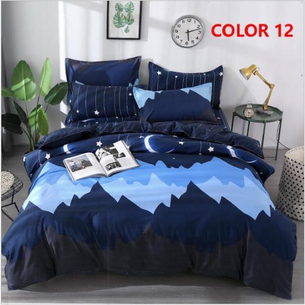 布団カバー 3点セット シングル シーツカバー 寝具カバーセット 枕カバー 柔らかい 肌に優しい 洋式和式兼用 ベッド用 洗える 北欧風 掛け布団カバー150x210cm|ksmc-shop|15