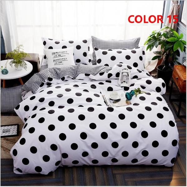布団カバー 3点セット シングル シーツカバー 寝具カバーセット 枕カバー 柔らかい 肌に優しい 洋式和式兼用 ベッド用 洗える 北欧風 掛け布団カバー150x210cm|ksmc-shop|18