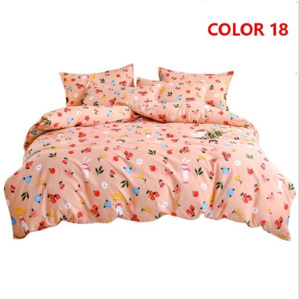 布団カバー 3点セット シングル シーツカバー 寝具カバーセット 枕カバー 柔らかい 肌に優しい 洋式和式兼用 ベッド用 洗える 北欧風 掛け布団カバー150x210cm|ksmc-shop|21