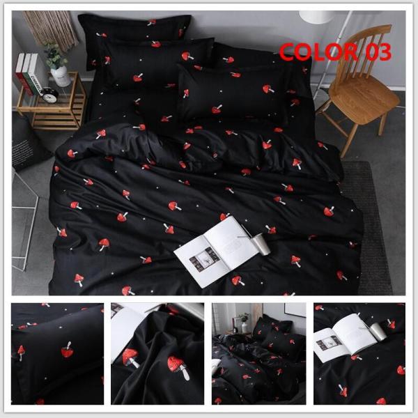 布団カバー 3点セット シングル シーツカバー 寝具カバーセット 枕カバー 柔らかい 肌に優しい 洋式和式兼用 ベッド用 洗える 北欧風 掛け布団カバー150x210cm|ksmc-shop|06