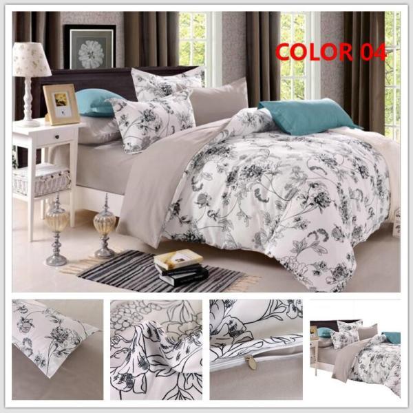布団カバー 3点セット シングル シーツカバー 寝具カバーセット 枕カバー 柔らかい 肌に優しい 洋式和式兼用 ベッド用 洗える 北欧風 掛け布団カバー150x210cm|ksmc-shop|07
