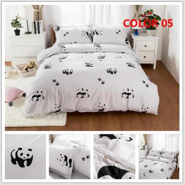 布団カバー 3点セット シングル シーツカバー 寝具カバーセット 枕カバー 柔らかい 肌に優しい 洋式和式兼用 ベッド用 洗える 北欧風 掛け布団カバー150x210cm|ksmc-shop|08