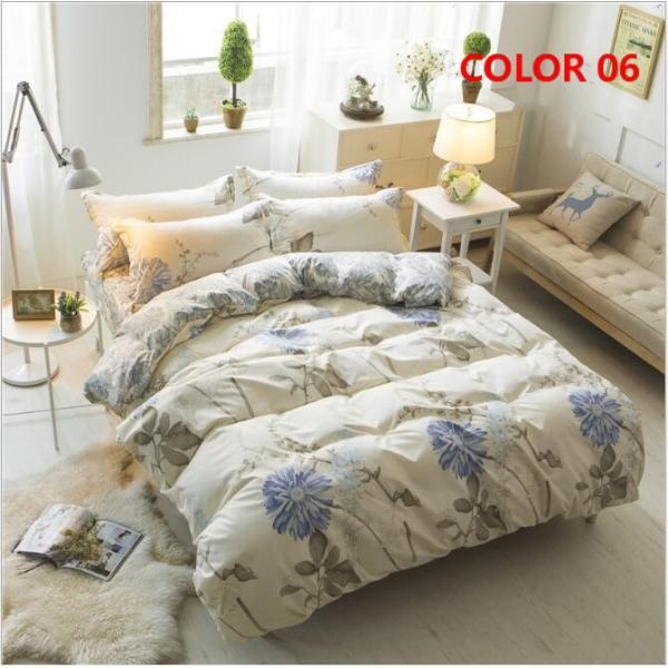 布団カバー 3点セット シングル シーツカバー 寝具カバーセット 枕カバー 柔らかい 肌に優しい 洋式和式兼用 ベッド用 洗える 北欧風 掛け布団カバー150x210cm|ksmc-shop|09