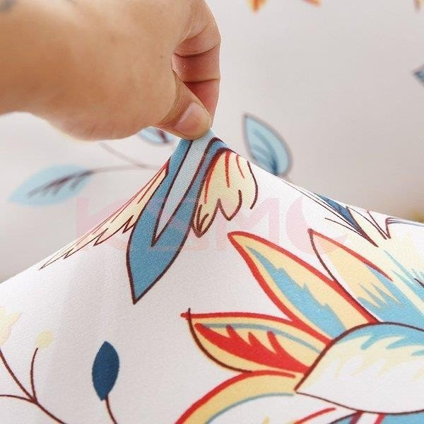 北欧風ソファーカバー  1人2人掛け 3人掛け 4人 肘付き フィット ぴったり 伸縮布 ストレッチ ソファーベッドカバー 傷汚れ防止 洗える 花柄 |ksmc-shop|05