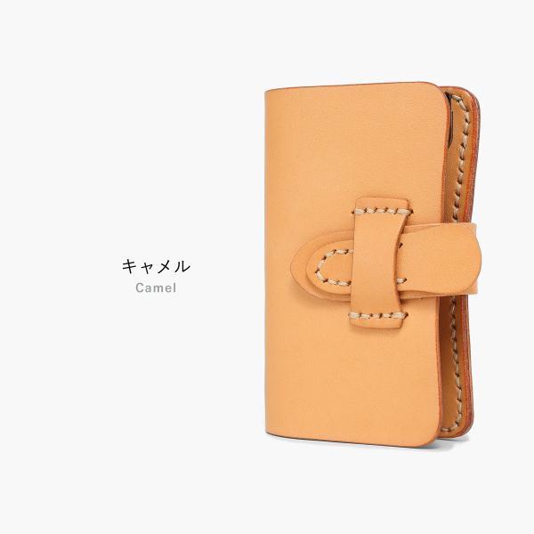 キーケース レディース メンズ ヌメ革 本革 6連式ホルダー 選べる5色 カード入れ レザー 牛革 かわいい あすつく対応 @82237|ksplanning|08