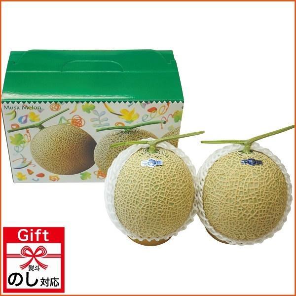 お中元 2021 夏ギフト 静岡県産 マスクメロン(2玉)果物 フルーツ 挨拶 送料無料 人気 親 両親 取引先