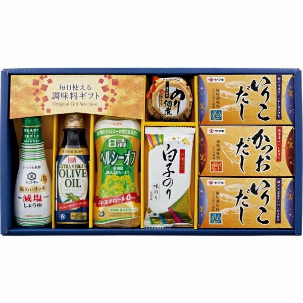 和食 詰合せ セット 油特選 健美彩だし 醤油 瓶詰 佃煮内祝い お祝い お返し ギフト 贈り物