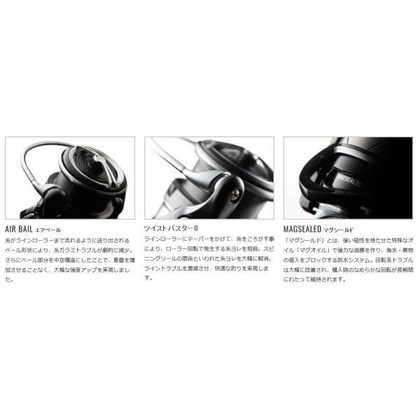 18カルディア LT2000S-XH ダイワ スピニングリール CALDIA DAIWA kt-gigaweb 04
