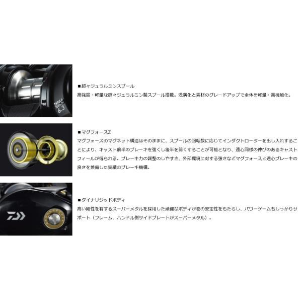 TATULA(タトゥーラ) 100HL-TW / Daiwa (ダイワ)|kt-gigaweb|03