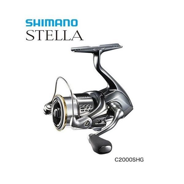 18ステラ C2000SHG スピニングリール シマノ STELLA SHIMANO kt-gigaweb
