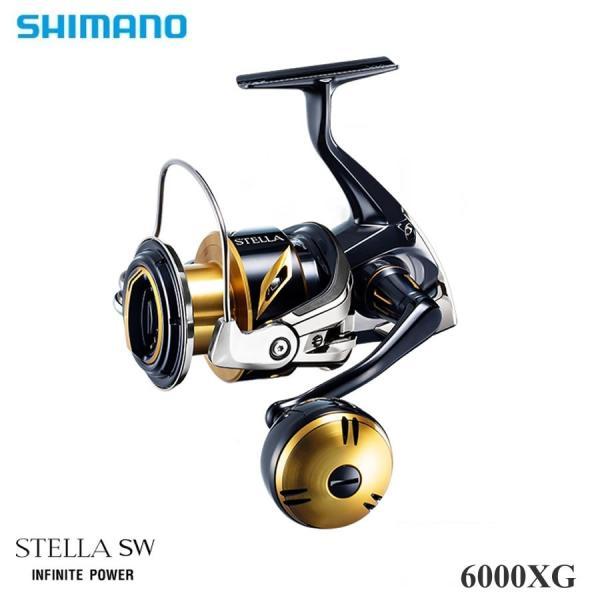 20ステラSW 6000XG シマノ 20STELLA SW 6000XG SHIMANO