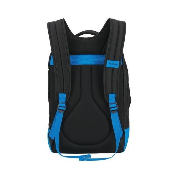 ニクソン ビーコンズ2 ブラック・ブルー・フロート バックパック C2822|kt-gigaweb|02