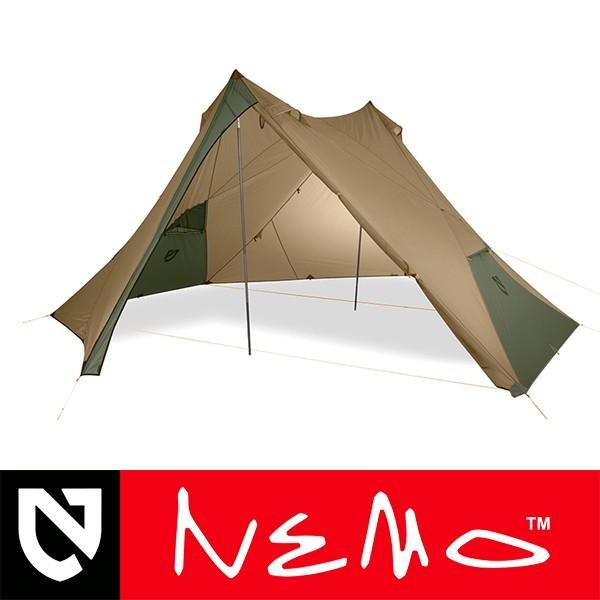 NEMO ニーモ シェルター ヘキサライト6P キャニオンの画像