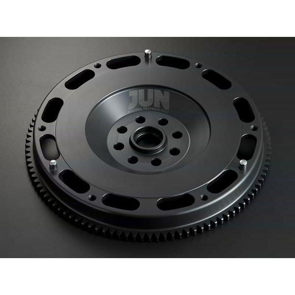 JUN 軽量クロモリフライホイール スタンダード フェアレディZ Z32 VG30DE 2001M-N019 純正形状 JUN AUTO ジュン ジュンオート 田中工業 フラホ|ktspartsshop|06