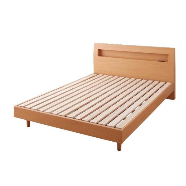 ベッド ベット シングルベッド シングルベット ローベッド マットレス付き セット 北欧家具 おしゃれ|kubric|02