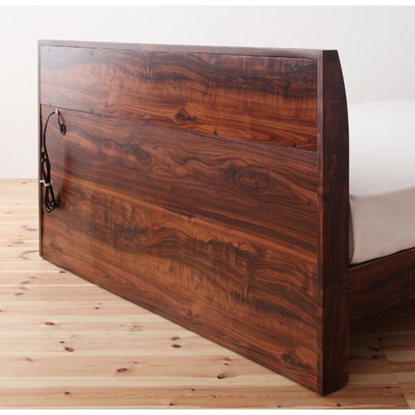 ベッド ベット シングルベッド シングルベット ローベッド マットレス付き セット 北欧家具 おしゃれ|kubric|04