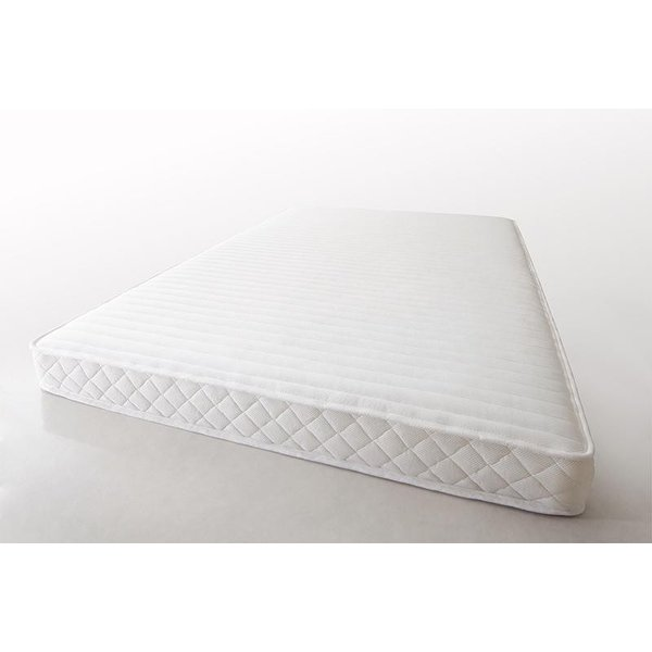 ベッド ベット シングルベッド シングルベット ローベッド マットレス付き セット 北欧家具 おしゃれ|kubric|06