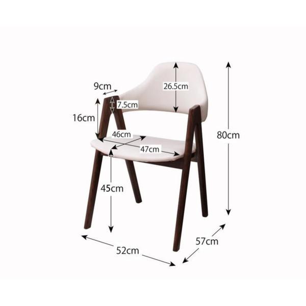 ダイニングテーブルセット ダイニングテーブル ダイニング W120 4点セット チェア ベンチ 4人用 おしゃれ|kubric|06