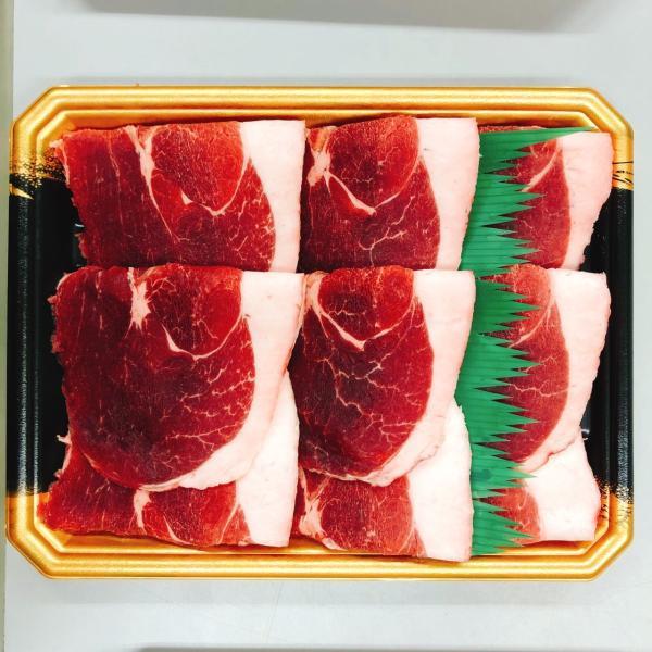 岡山県産イノシシ肉 モモ スライス 300g 岡山県産 冷凍 ぼたん ジビエ ぼたん鍋 焼肉