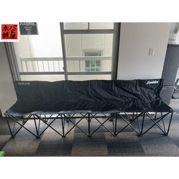 Frabkulin フランクリン ベンチシート 6 PERSON TEAM BENCH 折り畳み式 6人掛け椅子 キャンプチェア フランクリンファミリー