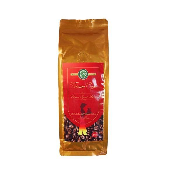 ベトナムコーヒー コーヒー コーヒー豆  KUKU ベトナム お土産 コーヒー豆 珈琲 KUKU特選ベトナムスペシャルブレンド 豆・250g|kuku-vietnamcoffee|02